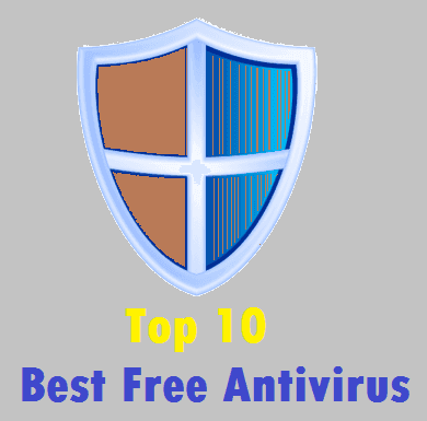 Top 10 Best Free Antivirus