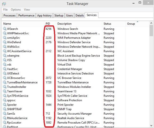 Stop WMI Provider Host Service