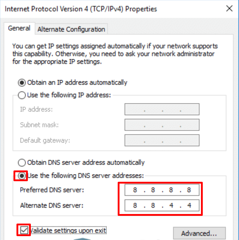 dns server not responding wifi router