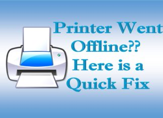 How to Fix Printer Offline Problem in Windows 10?