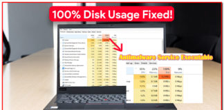 What is Antimalware Service Executable & How to Fix High CPU Usage Issue by it?