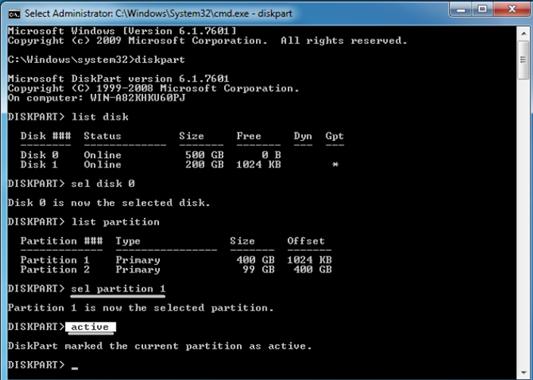 How to Fix Error Code 0xc0000225 in Windows 8?