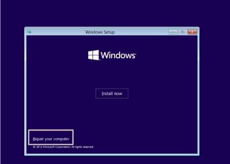 How to Fix Error Code 0xc0000225 in Windows 10?