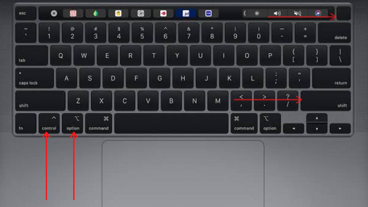 Command on Keyboard
