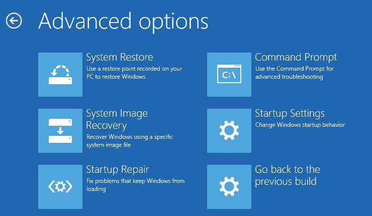 Critical Process Died in Windows 10 Error