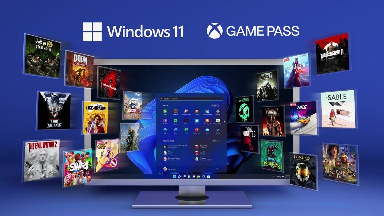 PC gaming in windows 11